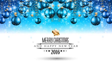 estrellas de navidad: Fondo de la Feliz temporada de Navidad para sus tarjetas de felicitaci�n, A�o Nuevo Flyer, la cena Chrstmas invitaci�n, p�sters y hacer en. Vectores