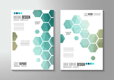 Brochure template, Flyer Design or Depliant Cover for business presentation and magazine covers, annual reports and marketing generic purposes. Stock fotó - 57485245
