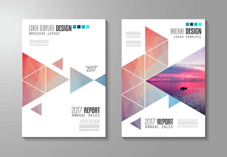 depliant: Brochure template, Flyer Design or Depliant Cover for business presentation and magazine covers, annual reports and marketing generic purposes.