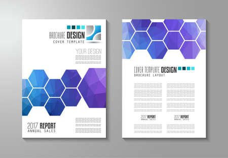 business flyer: Brochure template, Flyer Design or Depliant Cover for business presentation and magazine covers, annual reports and marketing generic purposes.