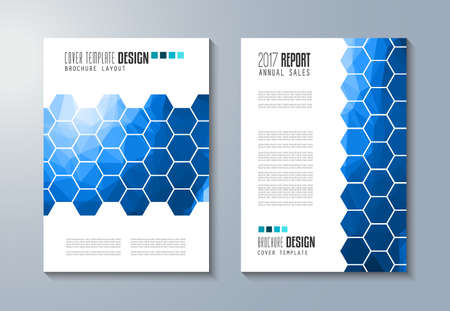book cover: Brochure template, Flyer Design or Depliant Cover for business presentation and magazine covers, annual reports and marketing generic purposes.