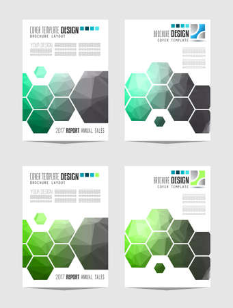 modern background: Brochure template, Flyer Design or Depliant Cover for business presentation and magazine covers, annual reports and marketing generic purposes.