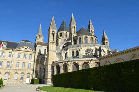 Abbaye aux Hommes - Caen (Normandy) photo