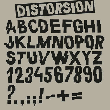 typo: distortion Type