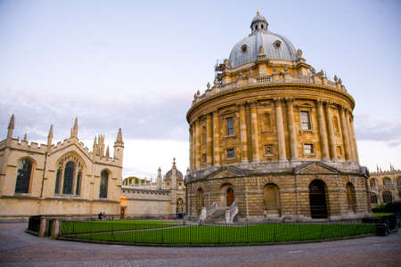 oxford: Radcliffe Camera, Oxford, UK Editorial