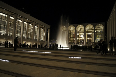 One of theatrical arts most important venues in New York City and a high place of New York high society art patronage