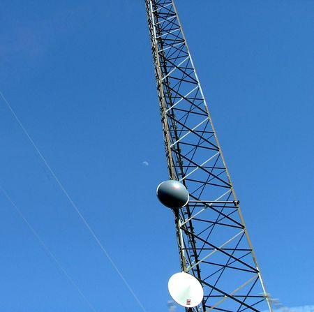 Torre radio  Archivio Fotografico - 330044