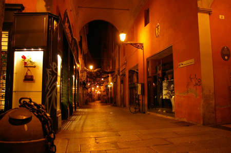 vecchie: via Pescherie Vecchie in Bologna
