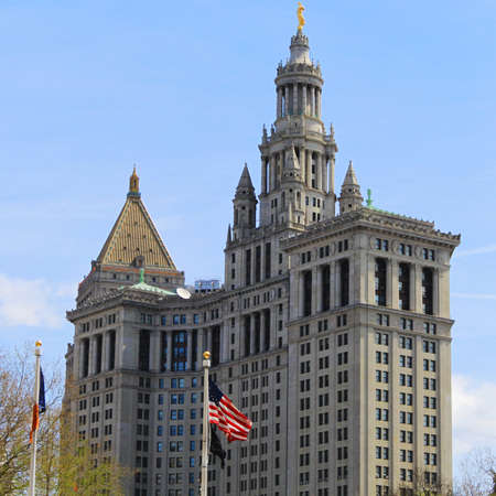 architectural firm: The Manhattan Municipal Building, at 1 Centre Street in New York City  Built in 1914  William M  Kendall of the noted architectural firm McKim, Mead and White designed the building, which was the first to incorporate a New York City Subway station  Editorial