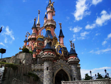 Princess s Castle in Disneyland Paris
