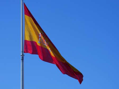 spanish flag: Spanish Flag