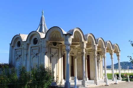 dependance: Dependance Dolmabah e Palace - Istanbul Stock Photo