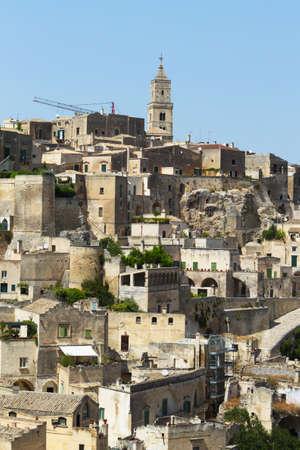 matera: Sassi di Matera - Italy