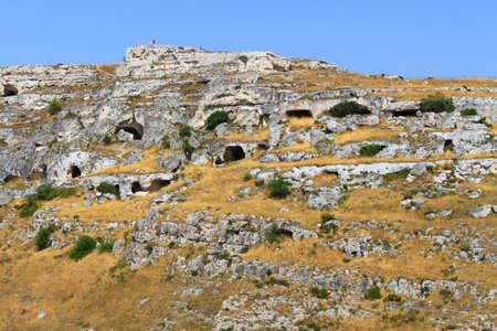 sassi: Sassi di Matera - Italy