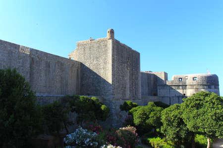mundi: Dubrovnik Walls  - Croatia Stock Photo