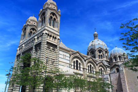 Cathedral - Marseille photo