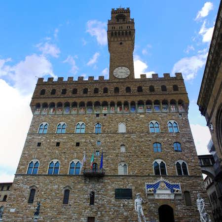 palazzo: Palazzo Vecchio - Florence