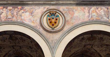medici: Medici Emblem - Florence