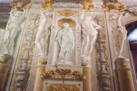 palazzo: Frescos Palazzo Pitti - Florence