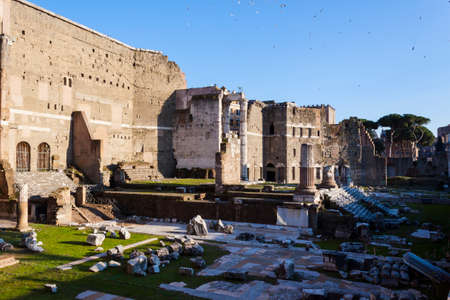 imperial: Imperial Fora - Rome