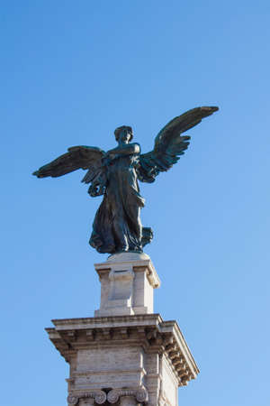 supremacy: Bronze Winged Victory