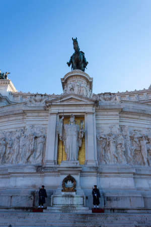 nation: Altar of the Nation Unknown Mussels Monument- Rome