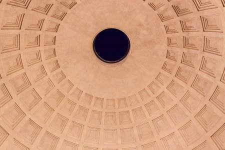 pantheon: Pantheon Dome - Rome