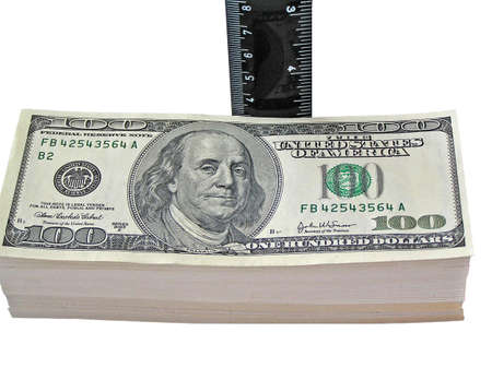 earned: A money can be not only counted but also measure, and to weigh. And yet - they are earned and outlay.