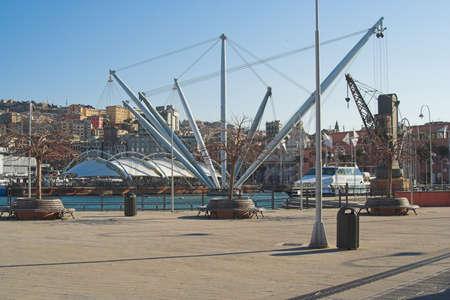 genoa: Port of Genoa