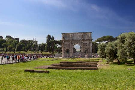 Fori Imperiali in Rome
