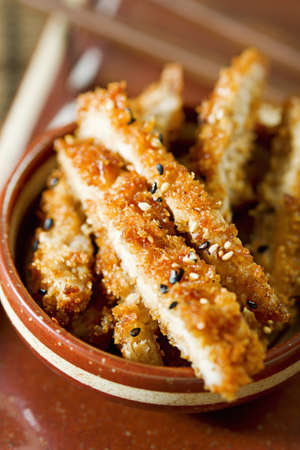 japon food: Still life Japon alimentaire Tonkatsu