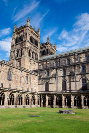 durham: Durham Cathedral in England.