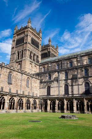 durham: Durham Cathedral in England.