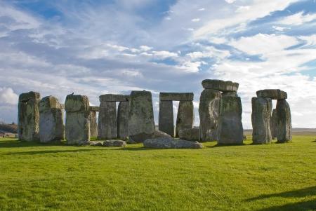 wiltshire: Stonehenge in Wiltshire, England