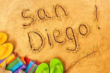 diego: San Diego beach
