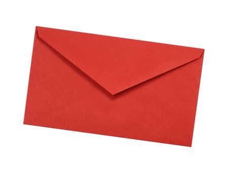 sobres de carta: Red envelope