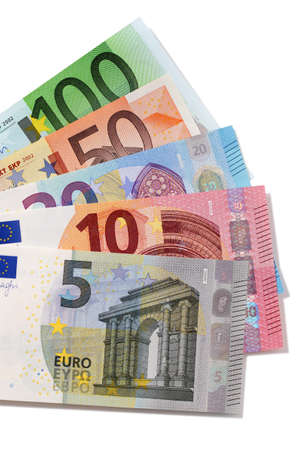 Various euros