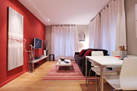 Ramblas-Boqueria Apartment - Salon1