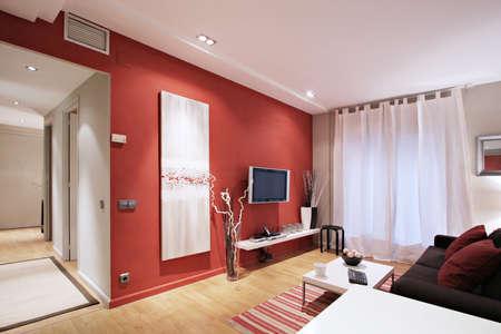 Ramblas-Boqueria Apartment - Salon2 Stock Photo - 16619397