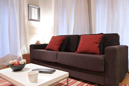 Ramblas-Boqueria Apartment - Salon3