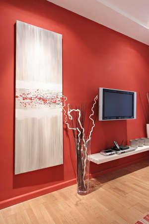 Ramblas-Boqueria Apartment - Salon4 Stock Photo - 16619408
