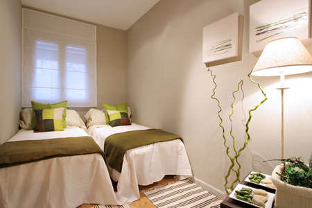 Ramblas-Boqueria Apartment - Double bedroom1