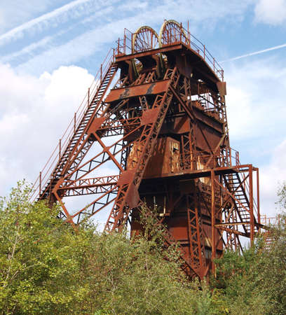 disuse: colliery