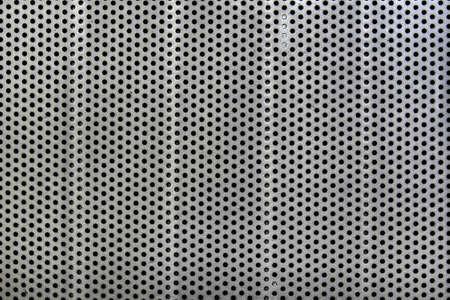 metal grate: Metal Grate Background of Gated Security Door