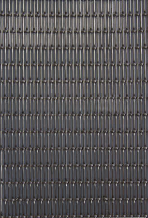 Grated Steel Background of Security Gate