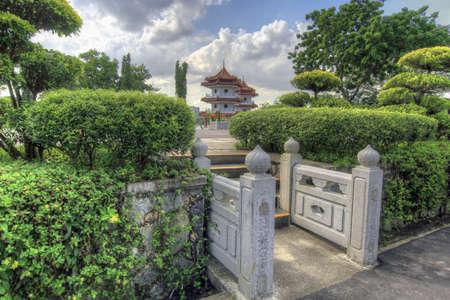 シンガポールの中国の庭