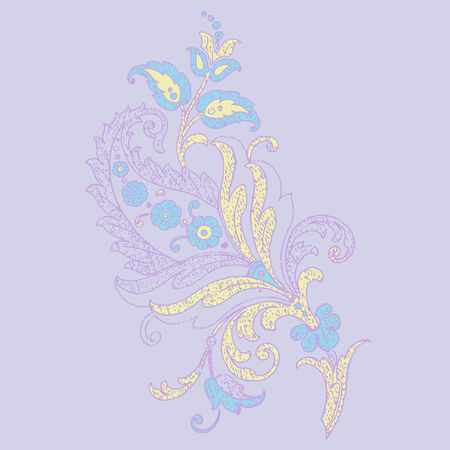 diseño abstracto Ilustração