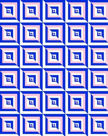 cubismo: Diseño elegante abstracto Cubismo Vectores