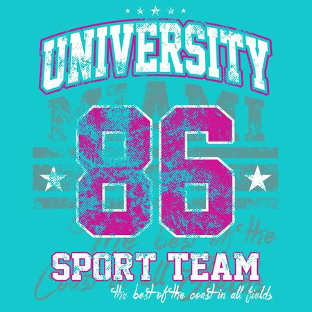 SPORT TEAM 86 Illustration