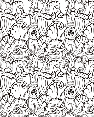 Abstract design, illustrated with artistic detail.